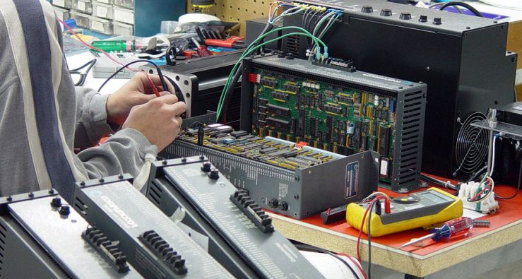On-Site Electronic Repair